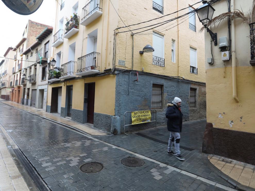 Las procesiones de Semana Santa de Huesca irán por las calles Perena y Lanuza