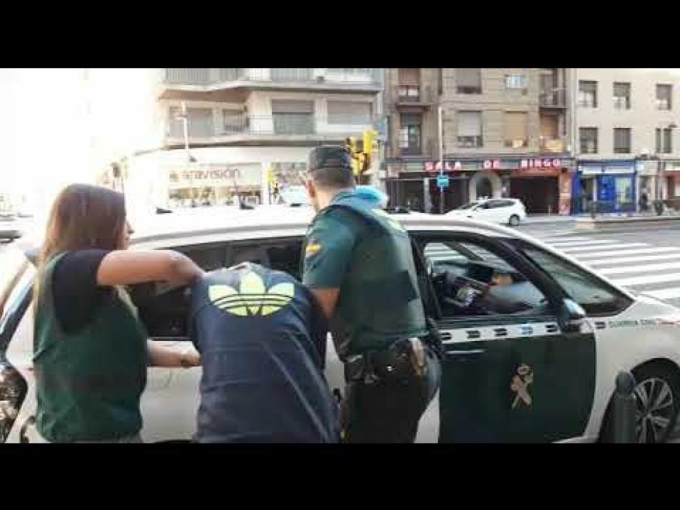Procesados tres de los miembros de la banda del crimen de Pedrola