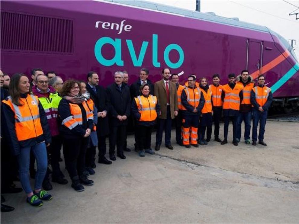 Renfe ofrecerá 10.000 billetes del Avlo a 5 euros a partir de este lunes