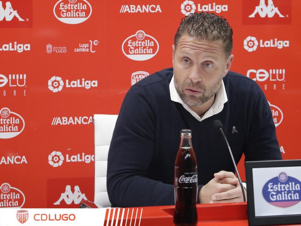 """Curro Torres: """"El Huesca tiene una propuesta muy atractiva"""""""