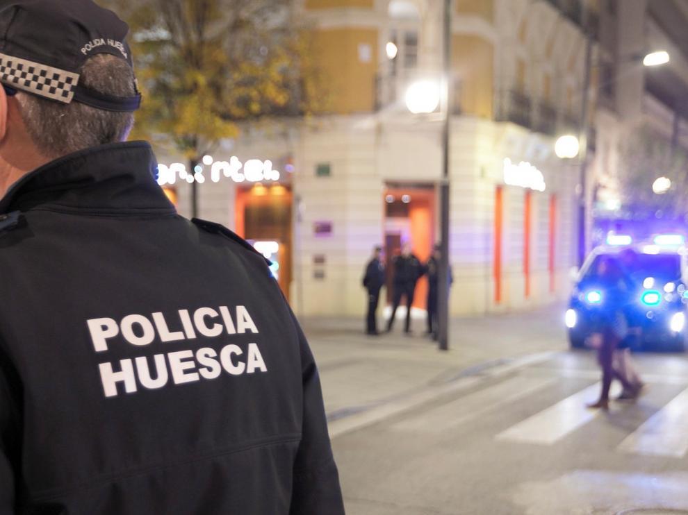 """""""Crispación"""" en la Policía Local de Huesca por los nuevos cuadrantes"""