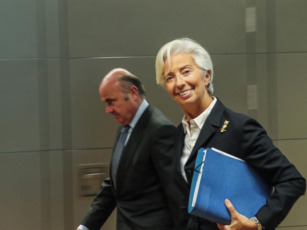 """El BCE constata un """"crecimiento moderado"""""""