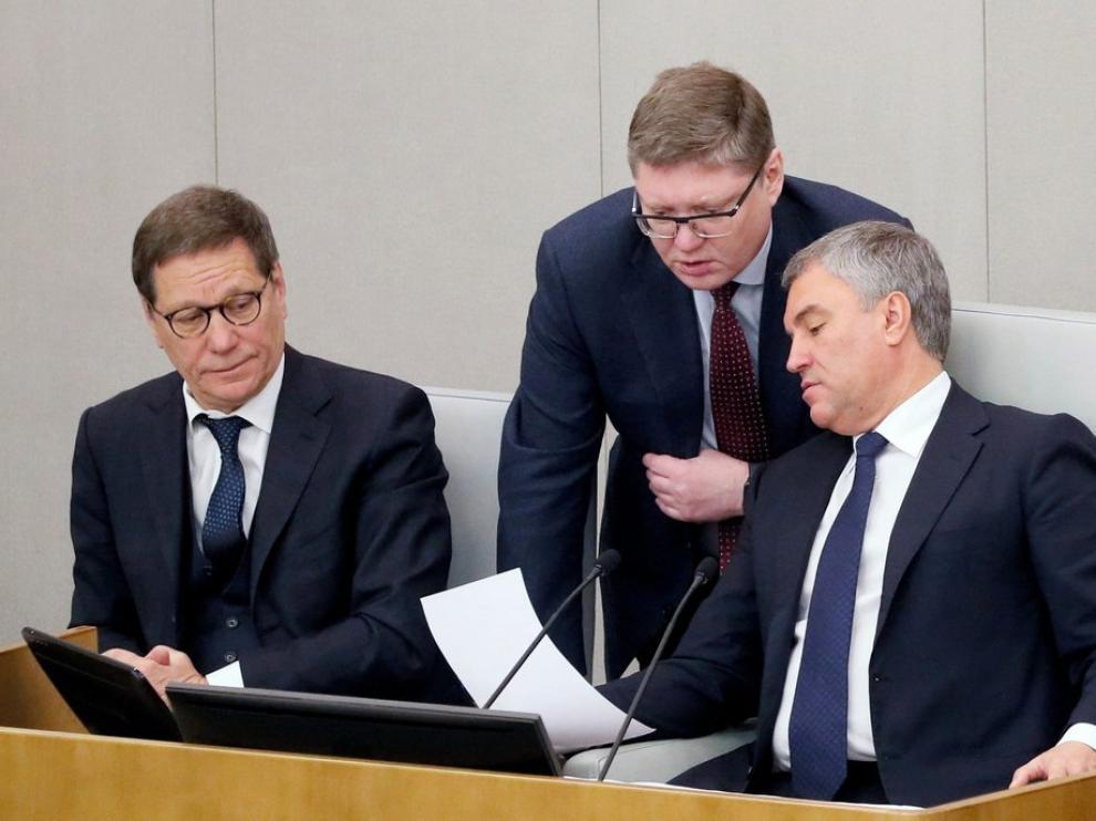 La Duma da el primer apoyo a la reforma constitucional