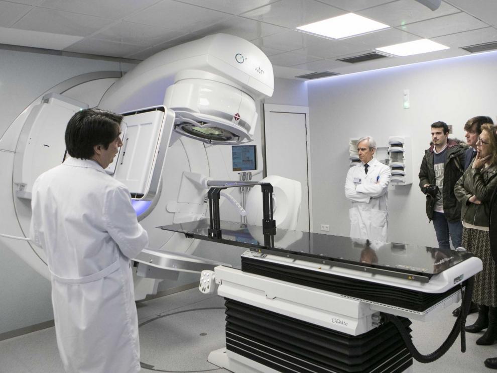 El acelerador lineal atenderá anualmente a 400 pacientes