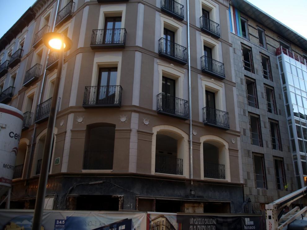 El Tribunal Supremo da la razón al Ayuntamiento de Huesca sobre el edificio de Luces de Bohemia