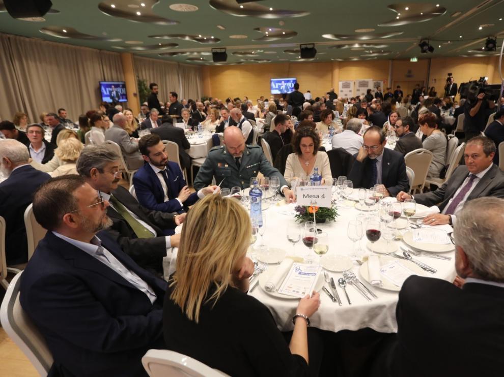 La 35º Gala de los Altoaragoneses del Año, en imágenes