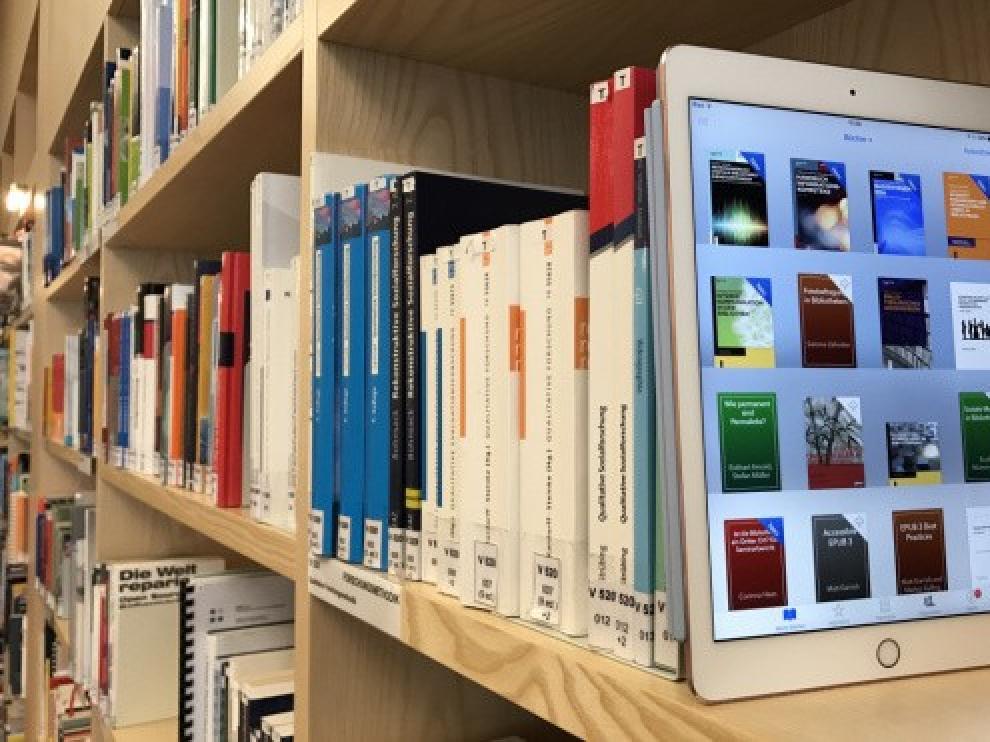 Las Bibliotecas Municipales de Huesca lanzan un servicio de préstamo de tablets