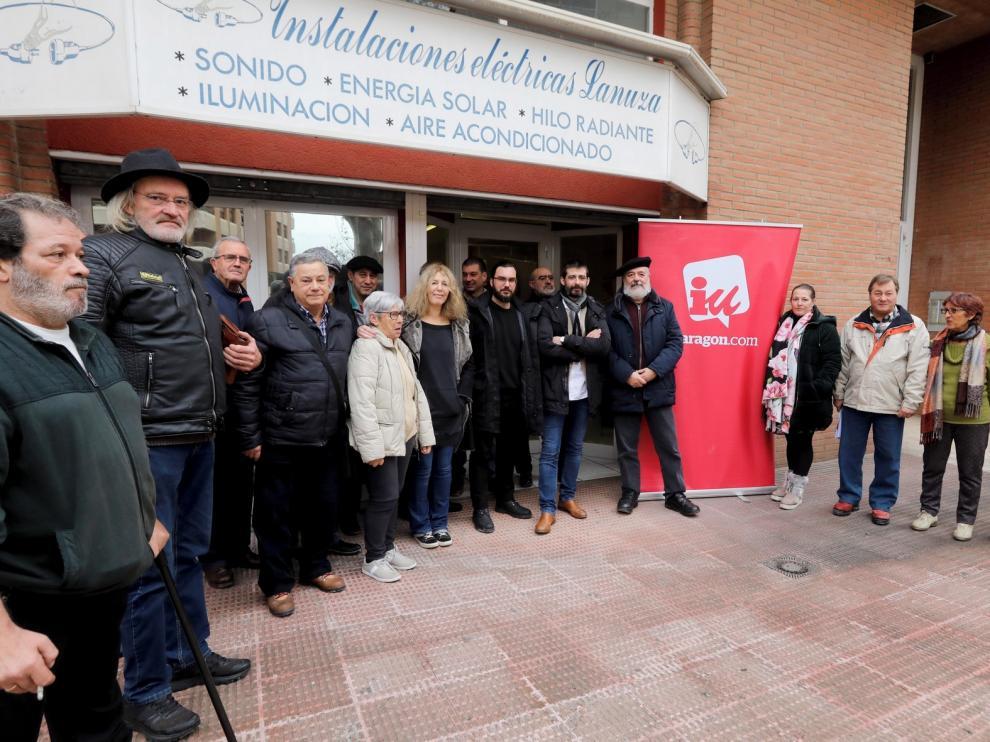 IU da un paso adelante y elige a su coordinador en la provincia de Huesca