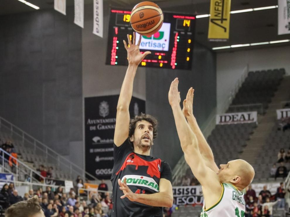 Levitec Huesca, superado y sin acierto en la segunda mitad