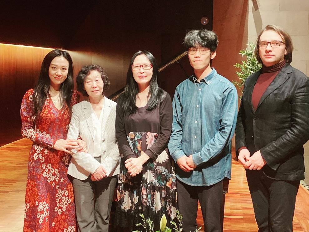 El coreano Gihoon Yoon gana el XV Concurso de Piano Ciudad de Huesca