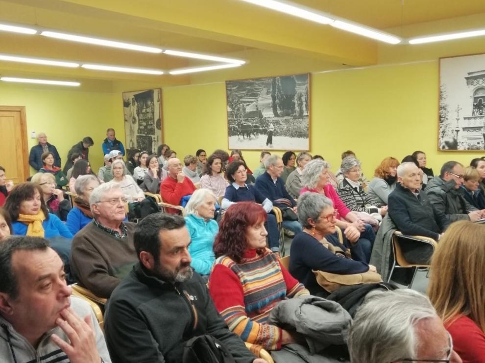El derecho a una muerte digna, a debate en Jaca