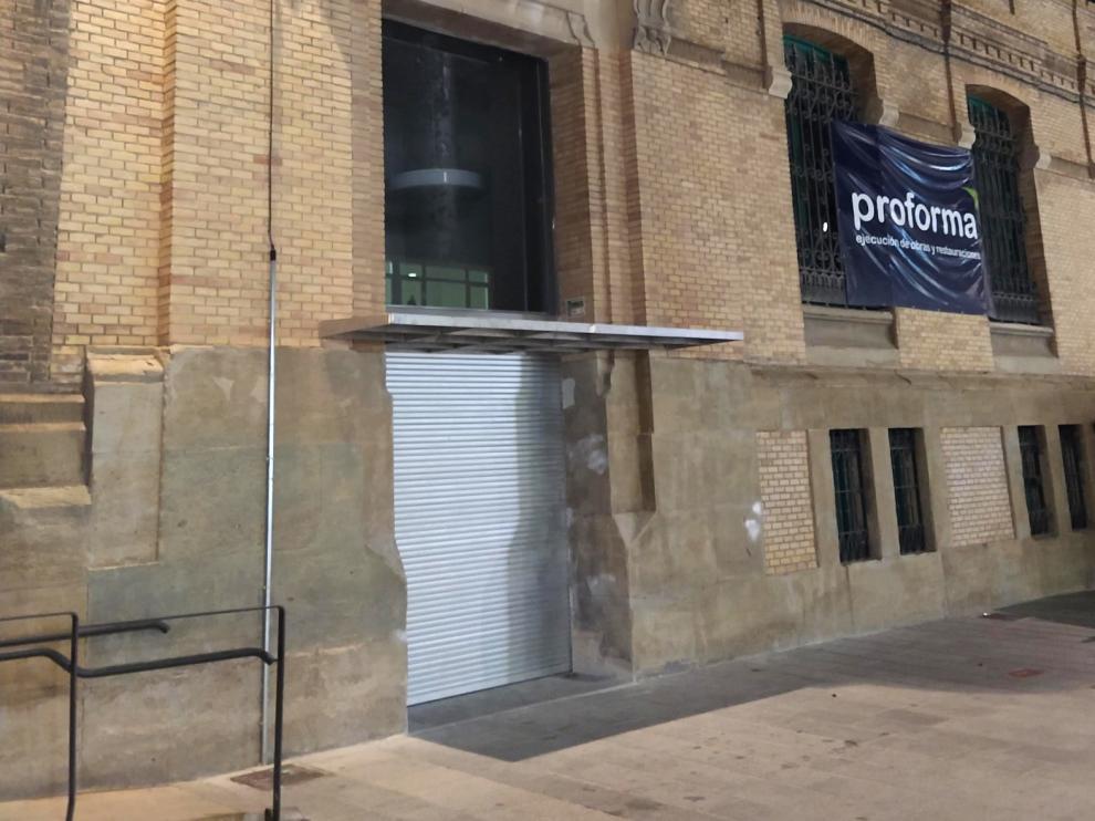 Osca XXI reclama al Ayuntamiento de Huesca una mayor exigencia y respeto en la conservación de patrimonio