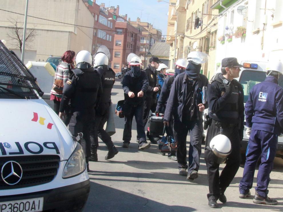 El conflicto de las calles Valencia y Joaquín Roig de Huesca llega a los tribunales