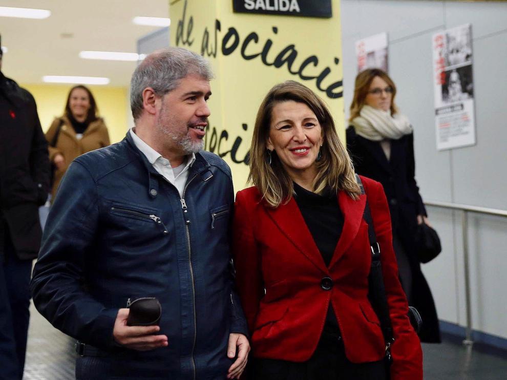 Díaz descarta fijar un salario mínimo distinto por comunidad
