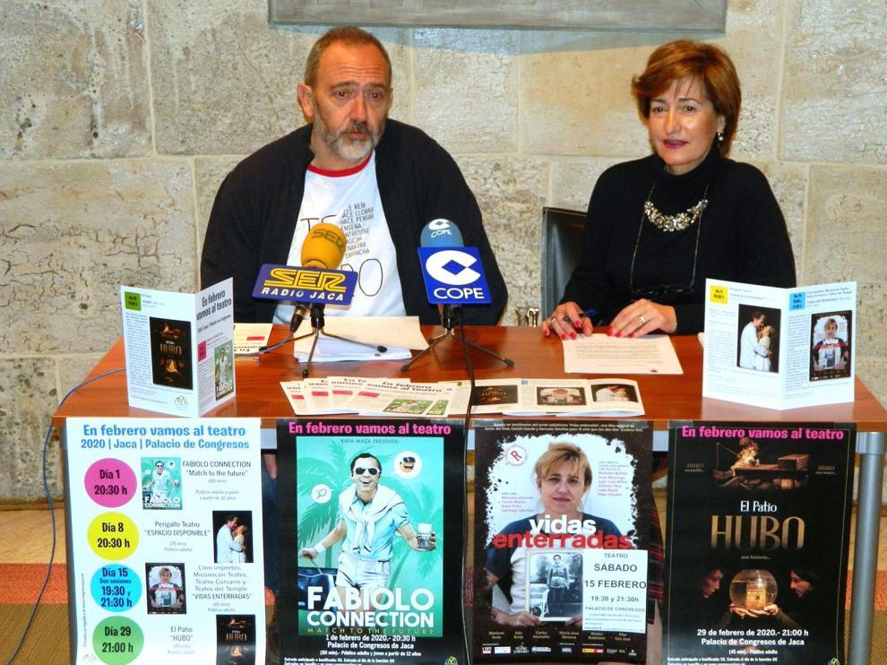 Jaca ofrece un ciclo de teatro durante el mes de febrero