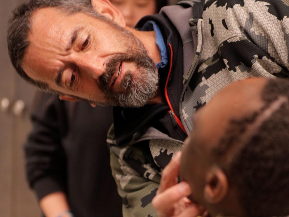 Pedro Cavadas extirpa el mayor tumor que ha operado