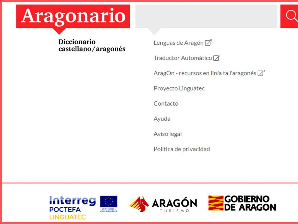 Tercera versión Aragonario llega a las 23.212 entradas castellano-aragonés