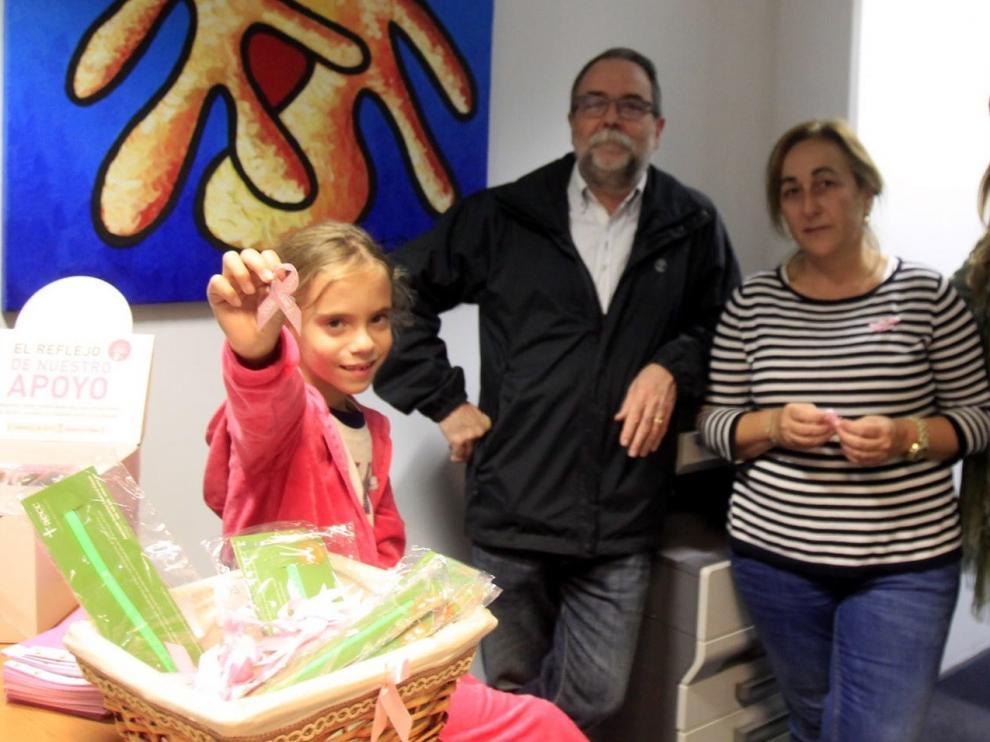 Ramón y Cajal sustituirá a Calvo al frente de la AECC-Huesca