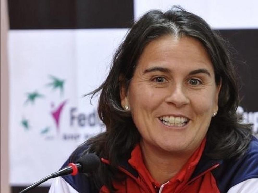 Conchita Martínez, elegida para formar parte del Salón de la Fama