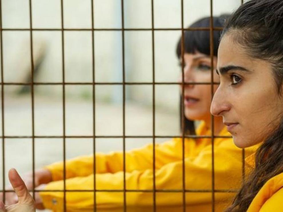 """Alba Flores volverá a interpretar a Saray en la secuela """"Vis a vis: El oasis"""""""