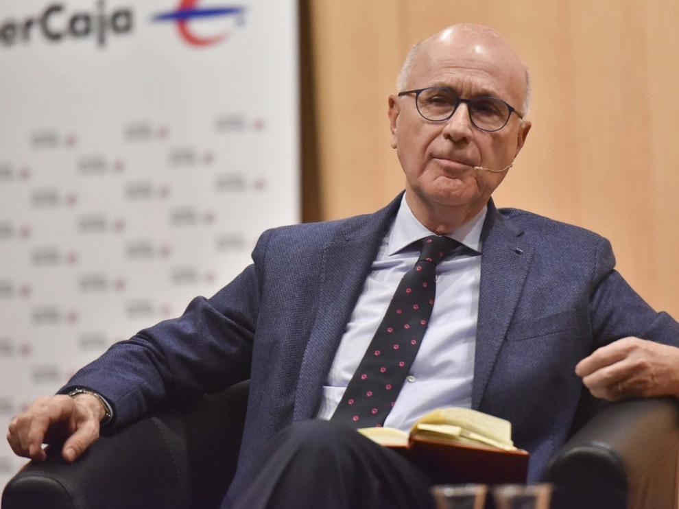 """Josep Antoni Durán i Lleida: """"Cataluña ha exportado inestabilidad política a España"""""""