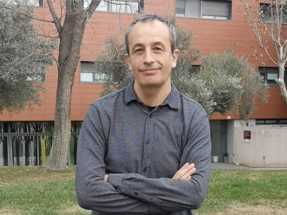 """Alberto Bernués: """"Nos interesa meternos cada vez más en proyectos internacionales"""""""