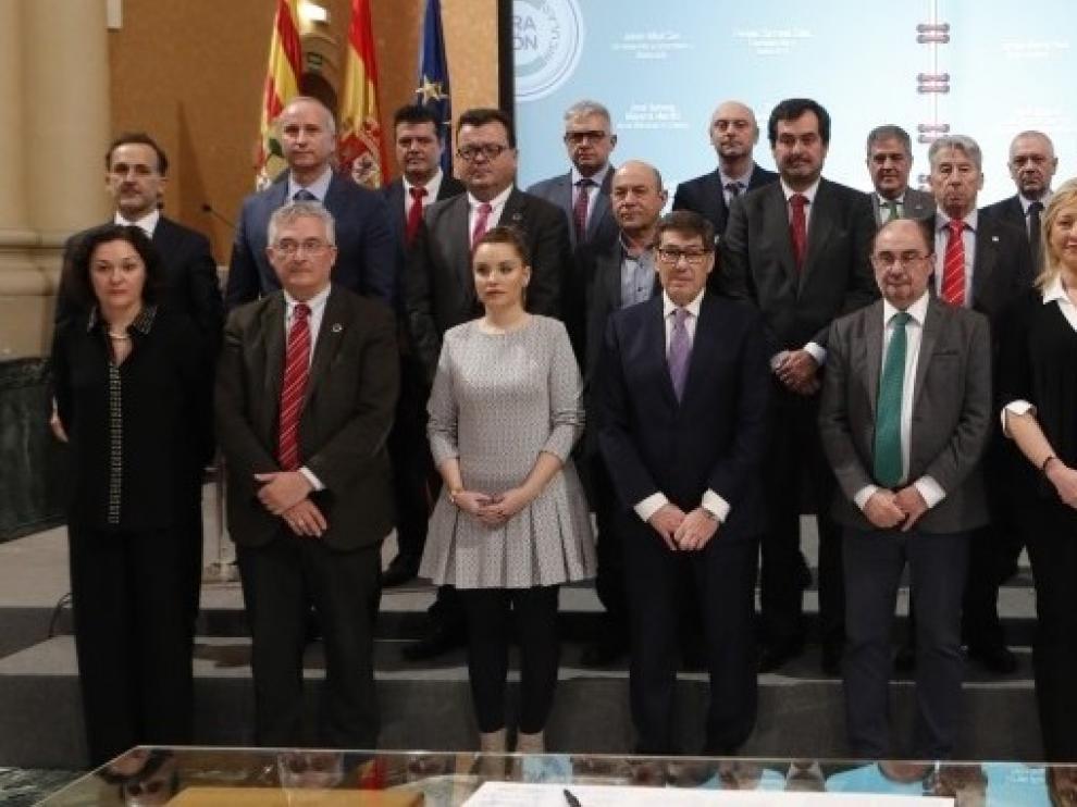 La economía circular, sector estratégico para Aragón