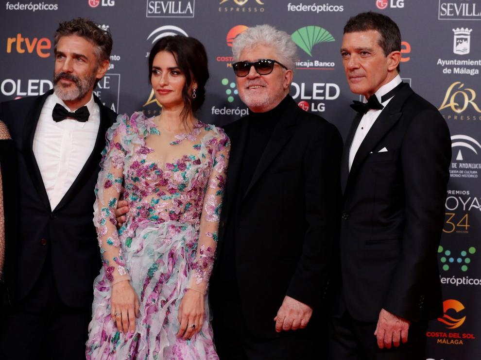 """Los galardones César del cine francés nominan a """"Dolor y gloria"""""""