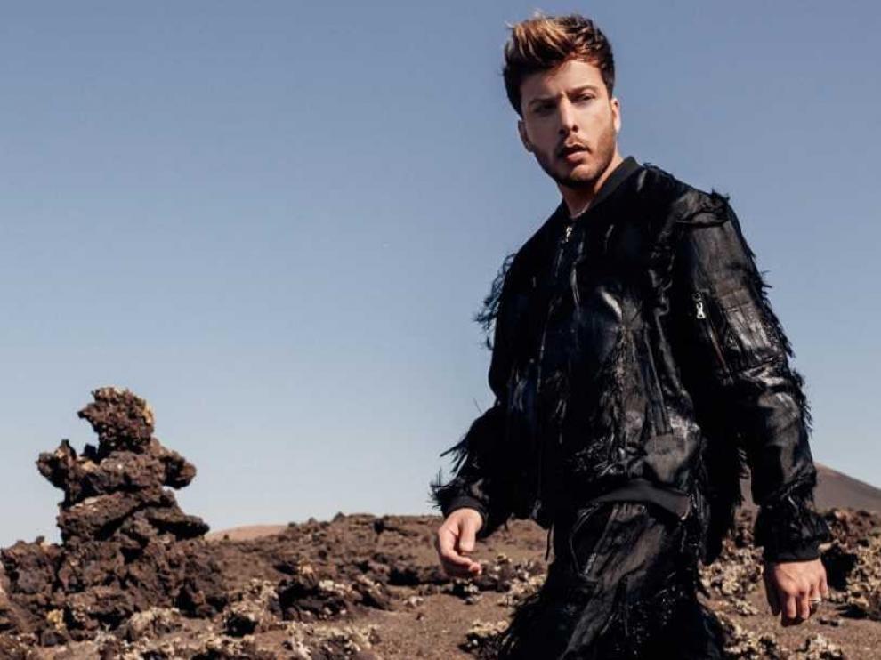 Blas Cantó estrena su canción para Eurovisión