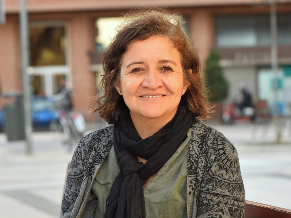 """Rossana Cuevas: """"Manos Unidas ayuda a que las mujeres puedan tener su propia vida"""""""