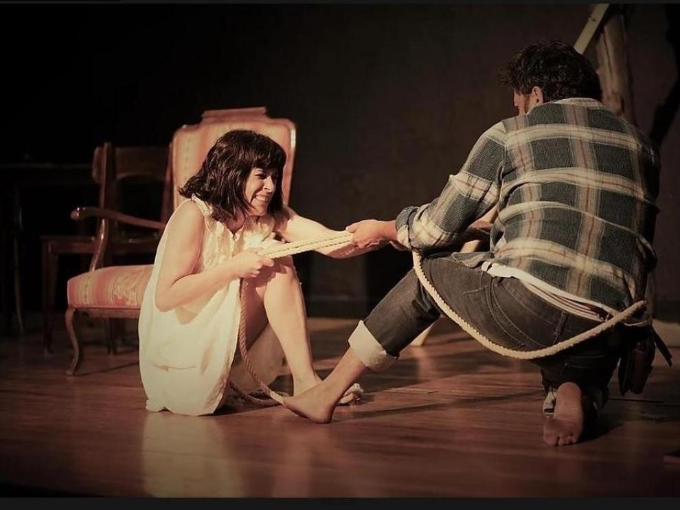 "Teatro de Hojalata representa este sábado ""Isbrük"", una historia de amor fallida"