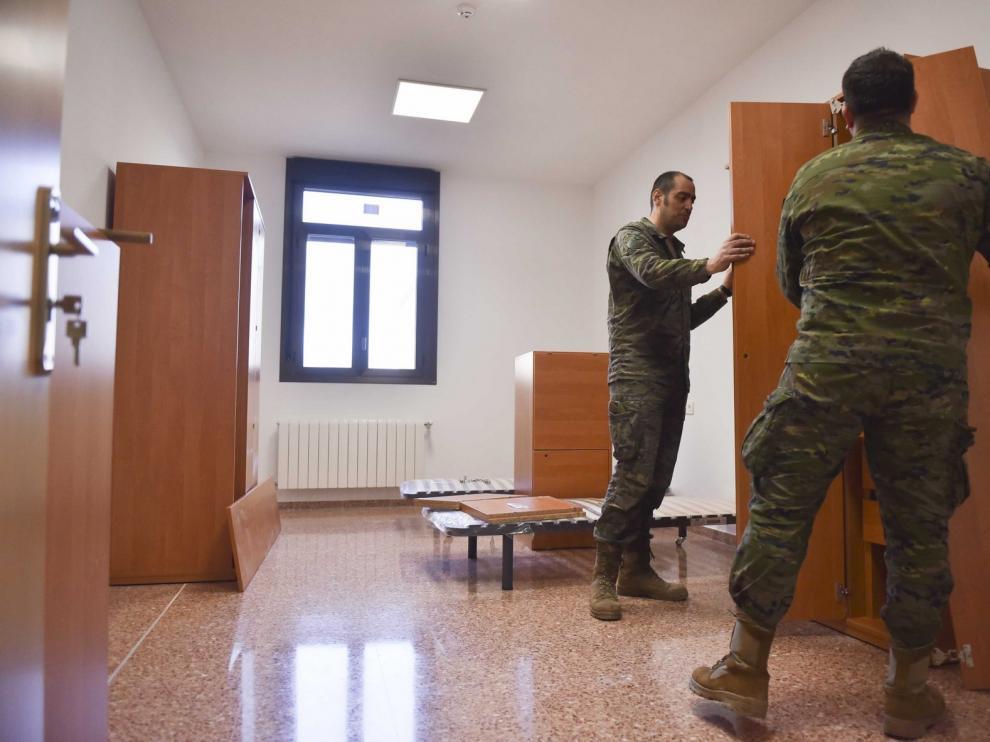Defensa confirma que Huesca acogerá el Día de las Fuerzas Armadas el 30 de mayo