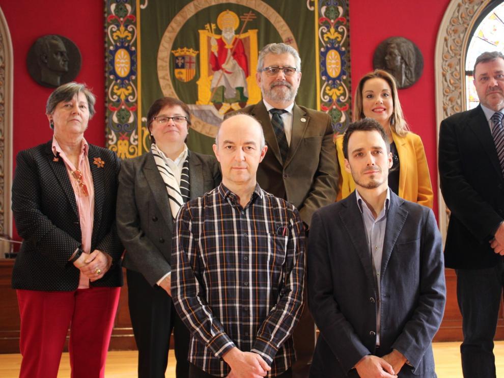 La Universidad de Zaragoza investiga la tuberculosis con una tecnología puntera