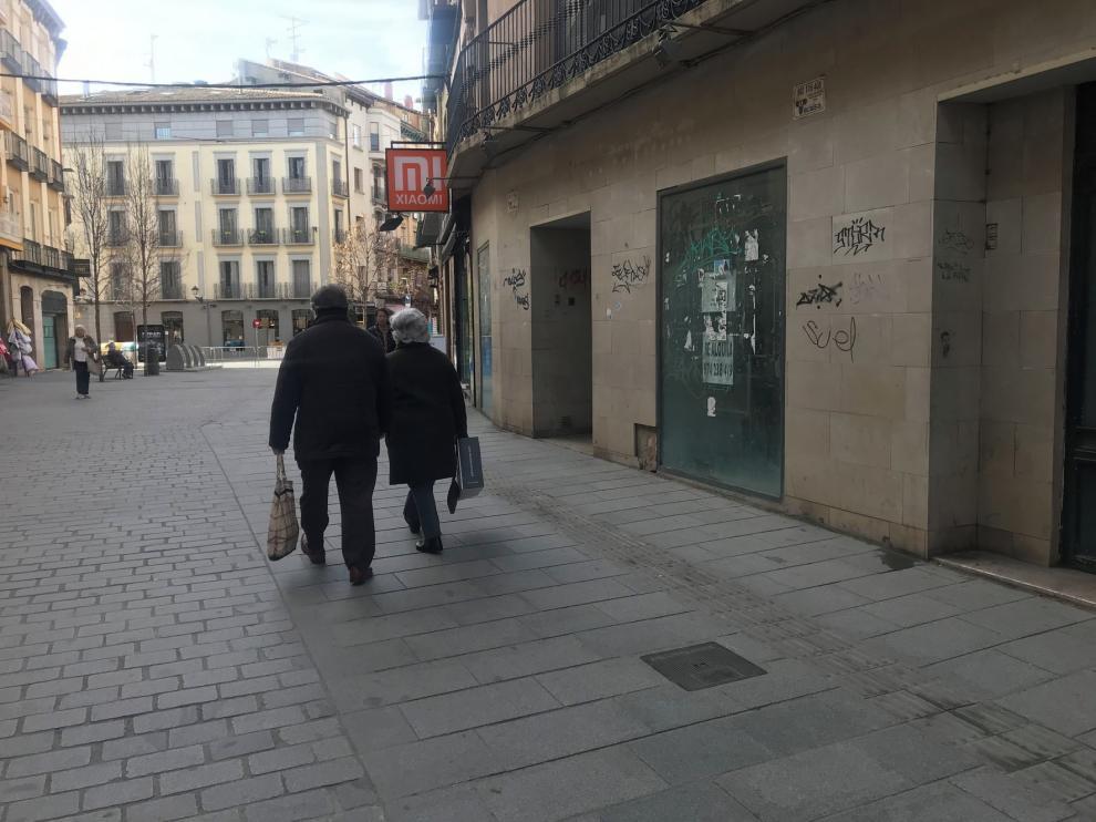 El comercio de Huesca prepara un plan estratégico para impulsar el sector