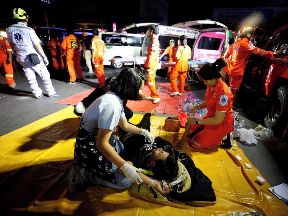 Un soldado mata a disparos a 20 personas en Tailandia