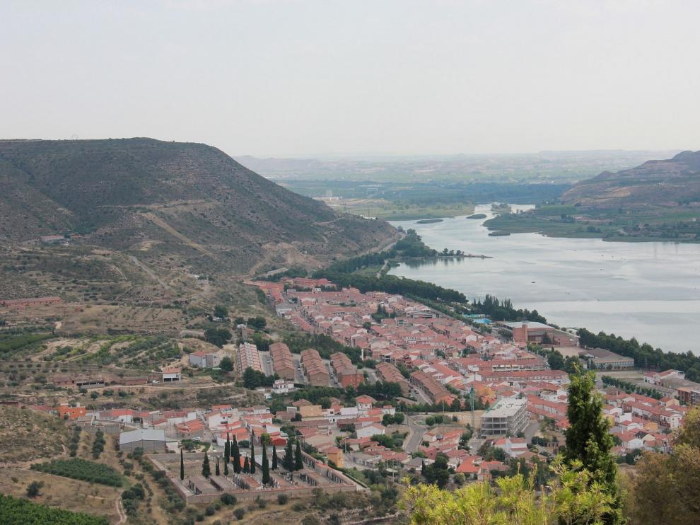 Los embalses de la cuenca del Ebro se mantienen al 80,3% tras perder 1 hm3