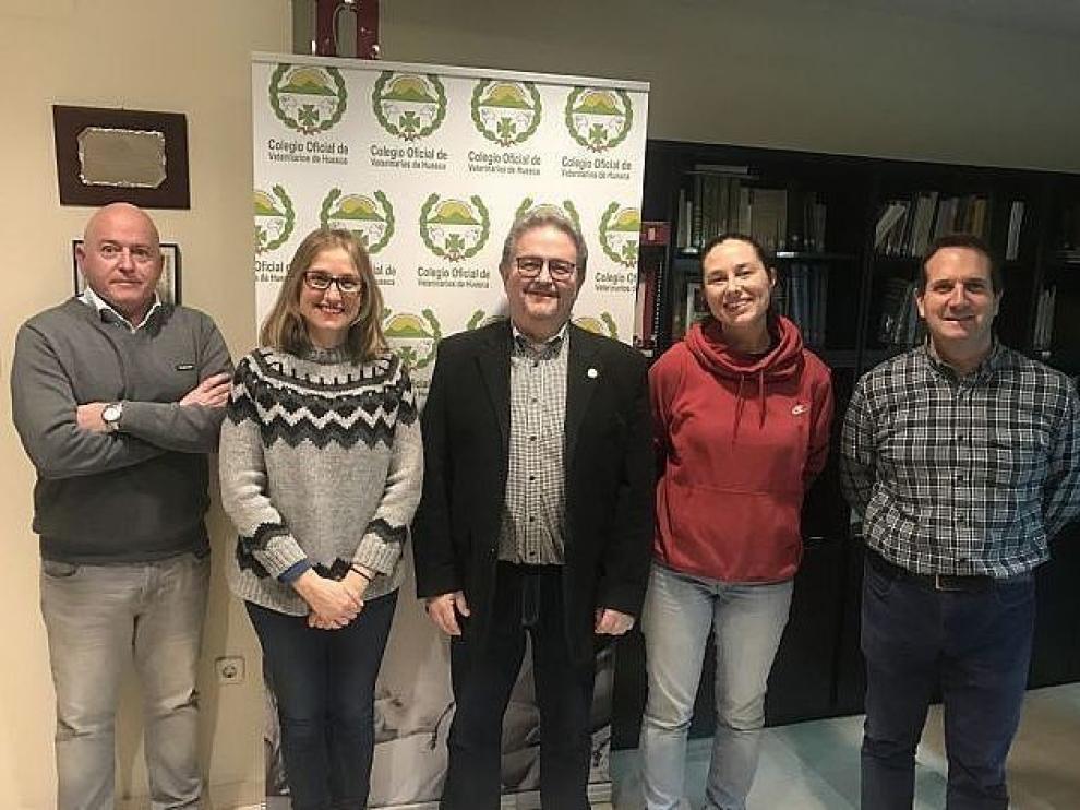 El Colegio de Veterinarios de Huesca reivindica más reconocimiento al sector