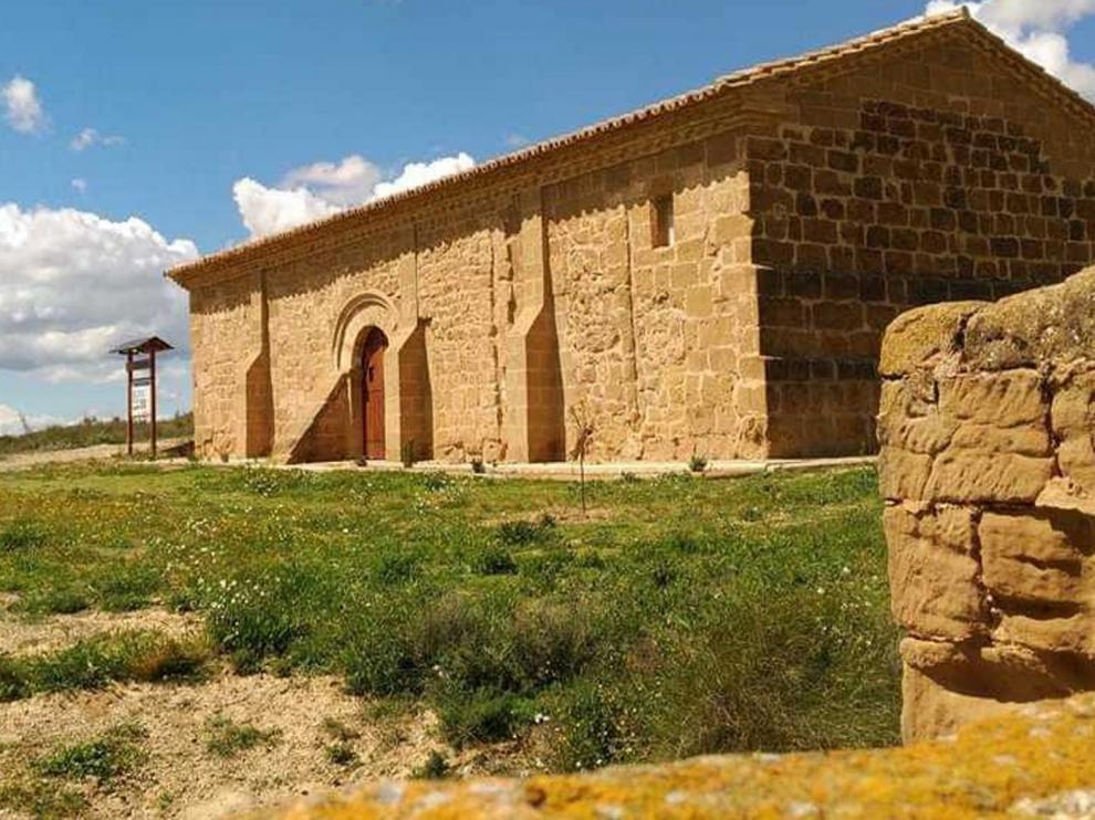 La propiedad de la ermita de Alberuela se dirimirá en octubre