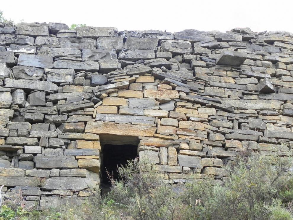 La piedra seca, un patrimonio cultural omnipresente en el Pirineo