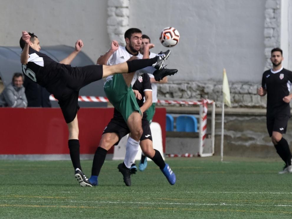 El Huesca B, de nuevo a hacerse fuerte en casa
