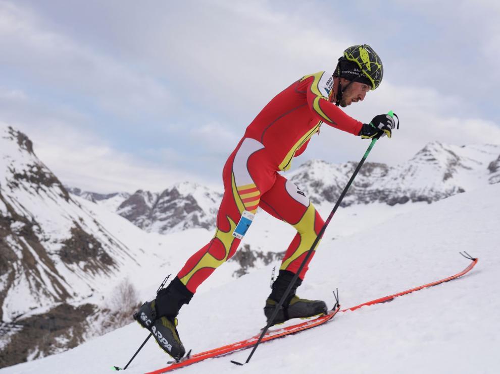 Una carrera alpina y muy técnica con 150 participantes