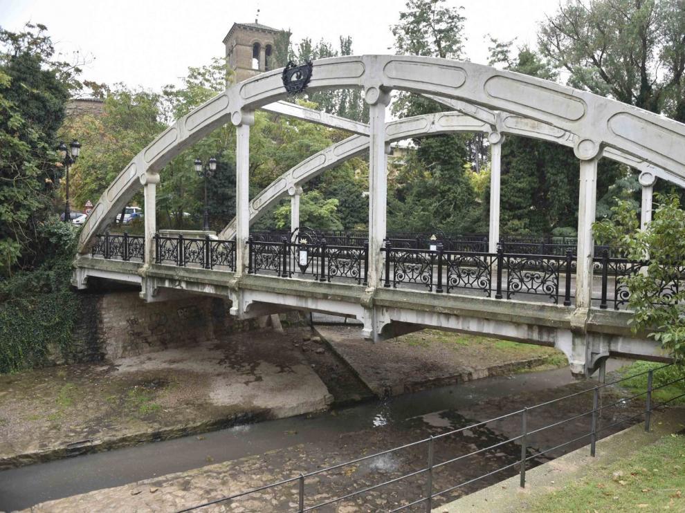 El Consistorio aspira a ayuda estatal para el puente de San Miguel, la muralla y el casino
