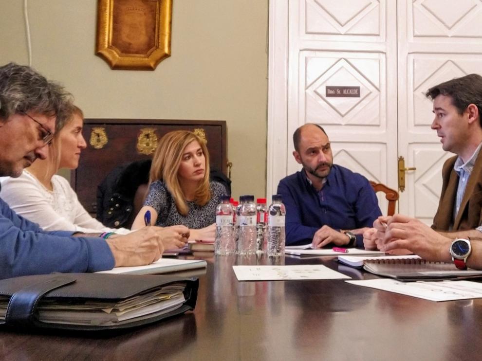 Barbastro inicia el proceso para el Plan Estratégico de Desarrollo