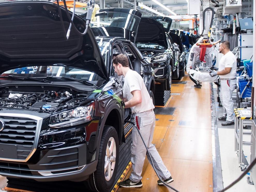 Aragón lideró en 2019 la exportaciones, con un crecimiento del 13,1 %