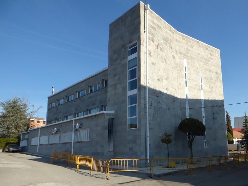 Los populares denuncian problemas en el Centro de Salud de Sabiñánigo