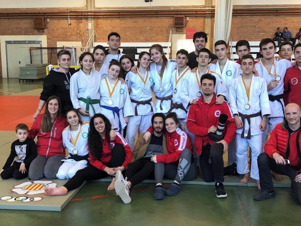 Medallas para juniors, cadetes e infantiles por toda España