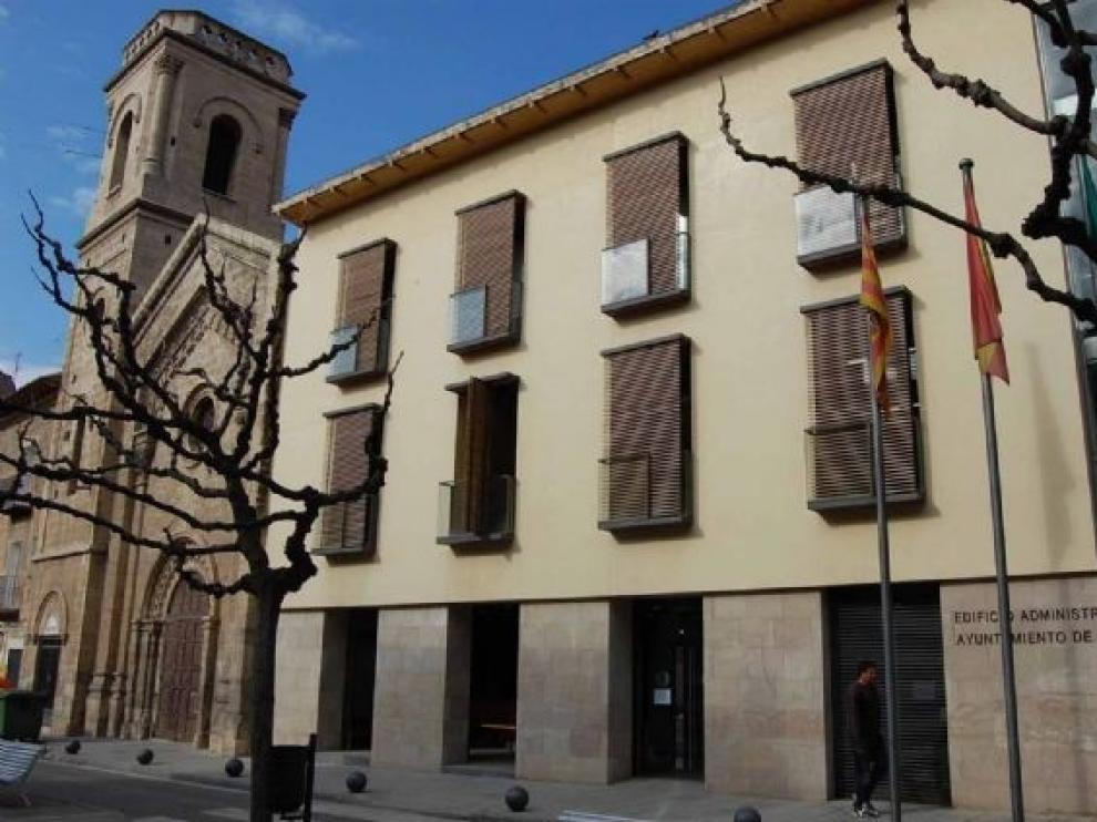 El Ayuntamiento de Fraga publica dos licitaciones públicas