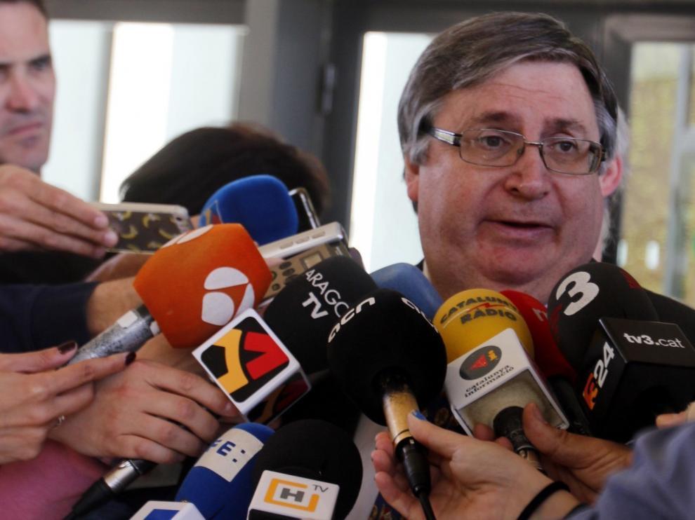 El abogado del Ayuntamiento de Villanueva de Sijena señala que el TS desestima todos los argumentos de la parte catalana