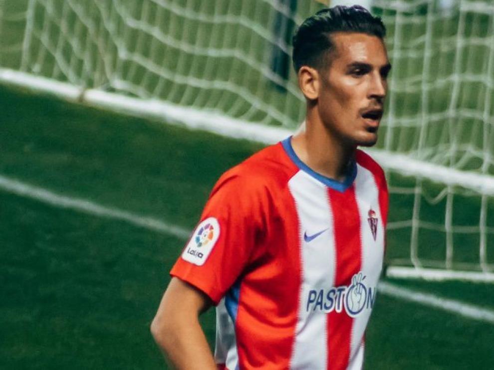 El próximo rival del Huesca gana gol con la incorporación de Álex Alegría