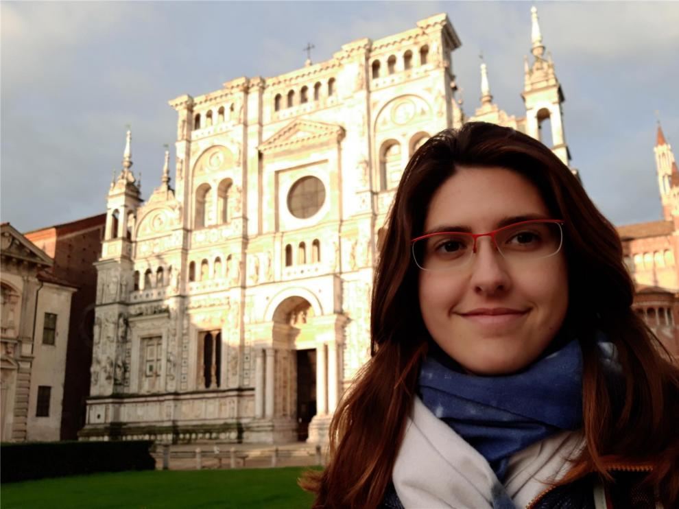 """Irene Turienzo: """"Me he quedado porque podía estar contagiada sin saberlo"""""""